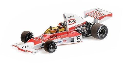 MINICHAMPS 436 740005 - McLaren Ford M23 Texaco E.Fittipaldi 1974